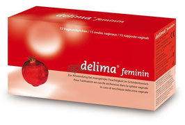DELIMA FEMININ Vaginalzäpfchen