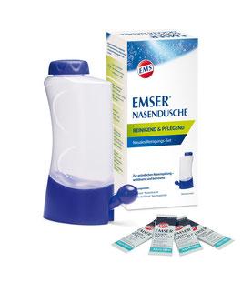 Emser® Nasendusche + 4 Beutel Nasenspülsalz - pcode 6876147
