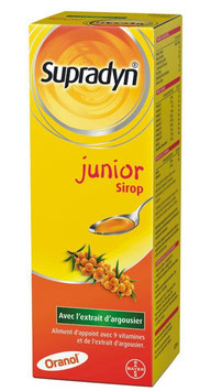 Supradyn® Junior Sirup