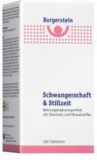Burgerstein Schwangerschaft & Stillzeit - 100 Tabletten