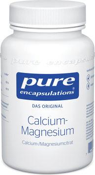 PURE Calcium-Magnesium (Citrat), 90 Kapseln - pcode 5148658