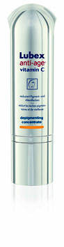 Lubex anti-age® vitamin C depigmenting concentrate