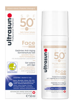 Ultrasun Anti-Age SPF50+ Tinted IVORY 50 ml - pcode 6527257