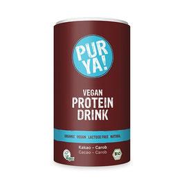 PURYA! Bio Vegan Protein Drink - Kakao-Carob online bestellen