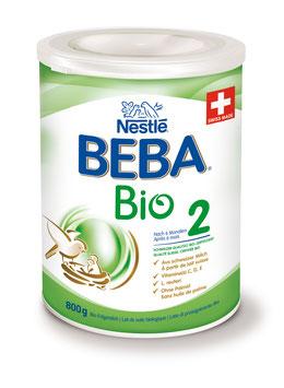BEBA Bio 2 nach 6 Monaten Ds 800 g - pcode 7210396