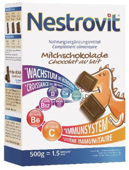 Nestrovit® Milch Schokolade - pcode 7735821
