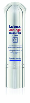 Lubex anti-age hyaluron 4 types intensive booster