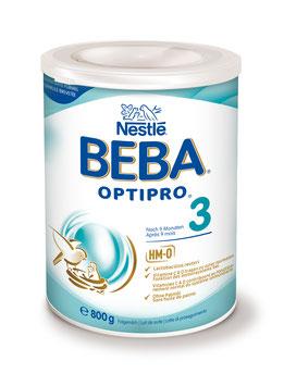 BEBA Optipro 3 nach 9 Monaten Ds 800 g - pcode 7759328