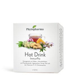 Phytopharma Hot Drink ImmunPro Beutel, 10 - pcode 7183015