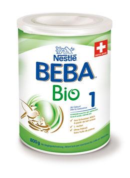 BEBA Bio 1 ab Geburt Ds 800 g - pcode 7210373
