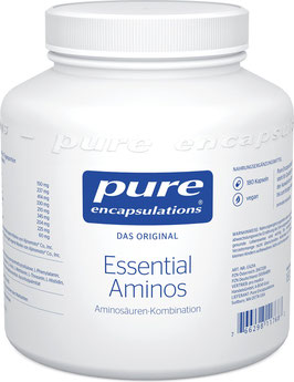 PURE Essential Aminos, 180 Kapseln - pcode 7579291