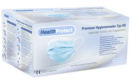 Premium Med Maske Typ IIR