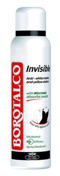 Borotalco Invisible Deo Spray 150ml - pcode: 5226157