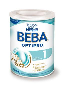 BEBA OPTIPRO 1 ab Geburt Ds 800 g - pcode 7212225