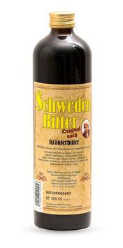 Schwedenbitter mit Alkohol, 500 ml - pcode 7244544