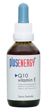 plusENERGY Q10 Vitamin E