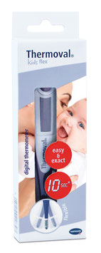 Thermoval® kids flex Fieberthermometer - pcode 6053150