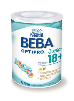 BEBA Optipro Junior 18+ nach 18 Monaten Ds 800 g - pcode 7212159