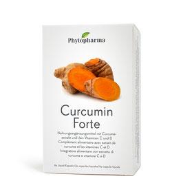Phytopharma Curcumin Forte Liquid Kapseln, 60 - pcode 7742270