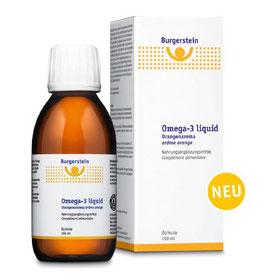 Burgerstein Omega-3 liquid, 150 ml - pcode 7173933