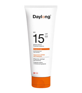 Daylong™ Protect&care Lotion SPF 15, 200 ml - pcode 5412078