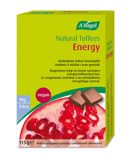 Natural Toffees Energy - pcode4901237