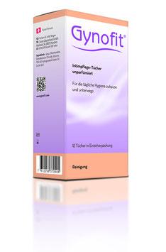 Gynofit Intimpflege-Tücher
