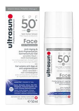 Ultrasun Face Anti-Age & Anti-Pigmentation SPF50+ 50 ml - pcode 6527211