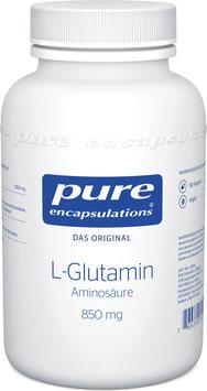 PURE L-Glutamin 850 mg, 90 Kapseln - pcode 5149250