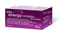 Vita Energy Complex® for women, 90 Kapseln - pcode 7781670
