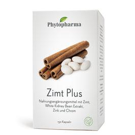 Phytopharma Zimt Plus Kapseln, 150 - pcode 7058942