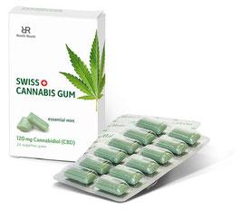 Swiss Cannabis Kaugummi Minze - 24 Stk. - pcode 7462318
