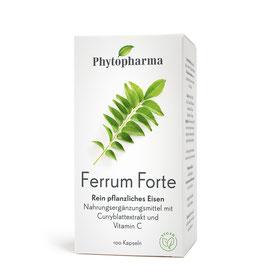 Phytopharma Ferrum Forte Kapseln, 100 - pcode 7740850