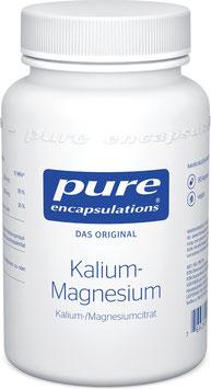 PURE Kalium-Magnesium, 90 Kapseln - pcode 5149178