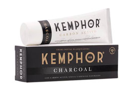 Kemphor 1918 Charcoal Zahnpasta, Tube 75 ml