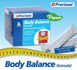 Provisan Body Balance Granulat, Vegan - pcode 779 77 65