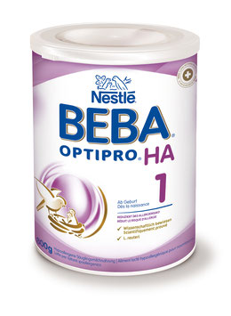 BEBA Optipro HA 1 ab Geburt Ds 800 g - pcode 7212188