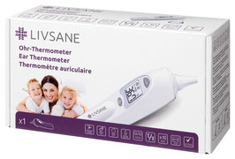 LIVSANE Ohr-Thermometer - pcode 7298008
