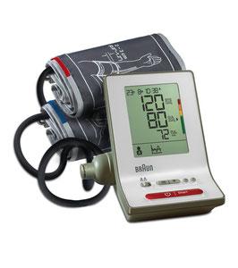 BRAUN ExactFit™ 3 BP 6200 Oberarm-Blutdruckmessgerät