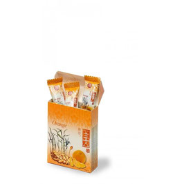 Piniol Ingwer Bonbons Orange 60 g