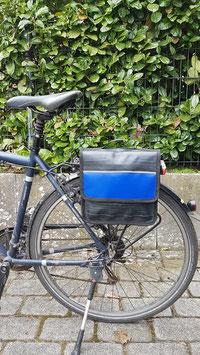 """Fahrradtasche """"Blue"""""""
