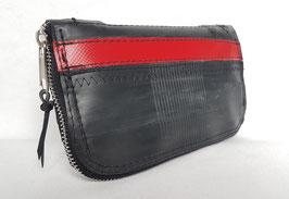 "Portemonnaie ""Black & Red"""
