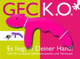 GECK.O. Schlüsselanhänger - PINK