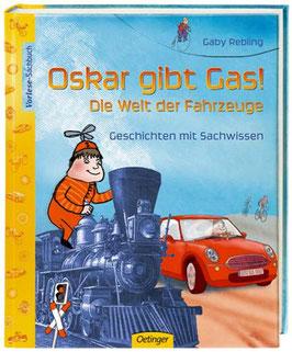 Oskar gibt Gas
