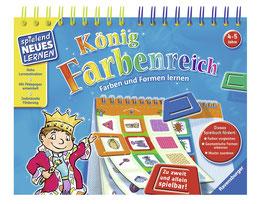 König Farbenreich - Farben und Formen lernen