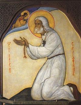 Hl. Serafim von Sarov