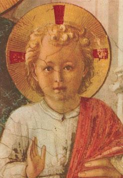 Segnender Jesusknabe