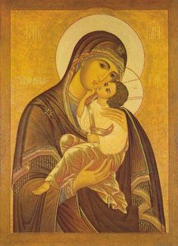 Maria, Jungfrau der Zärtlichkeit modern