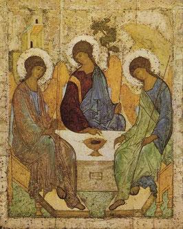 Heilige Dreifaltigkeit Rublev