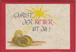 Grußkarte - Weihnachten